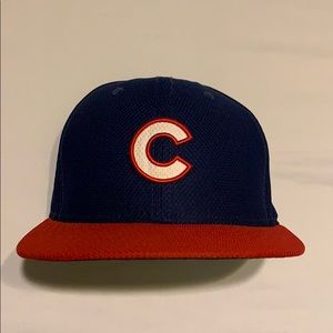 New Era Chicago Cubs Fitted Baseball Hat